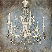 Cuadro canvas luxurious lights II