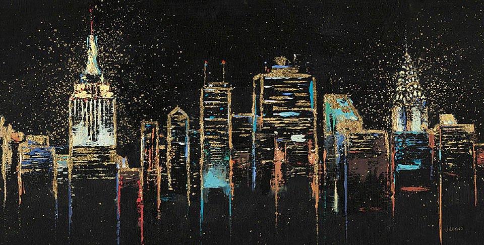 Cuadro canvas cityscape