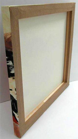Cuadro canvas twister