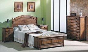 Dormitorio colonial Provenza