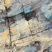 Cuadro canvas the rocks crop