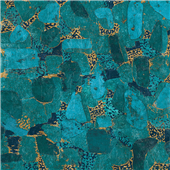Cuadro canvas turquoise