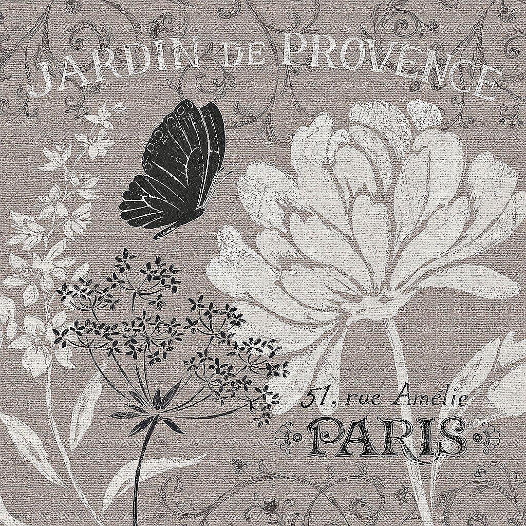 Cuadro canvas french linen garden III