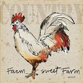 Cuadro canvas farm life V