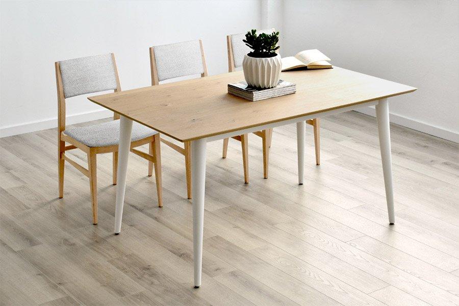 Mesa comedor Nordic Vecare