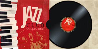 Cuadro canvas jazz club collection
