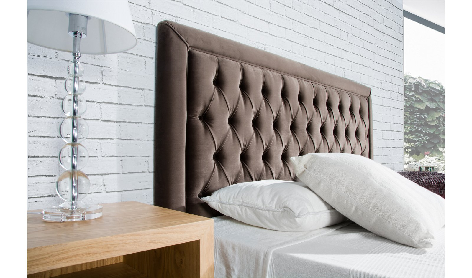Dormitorio tapizado Pikaia Domain II