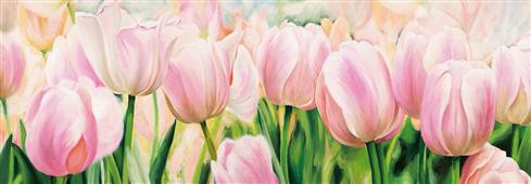 Cuadro canvas primavera