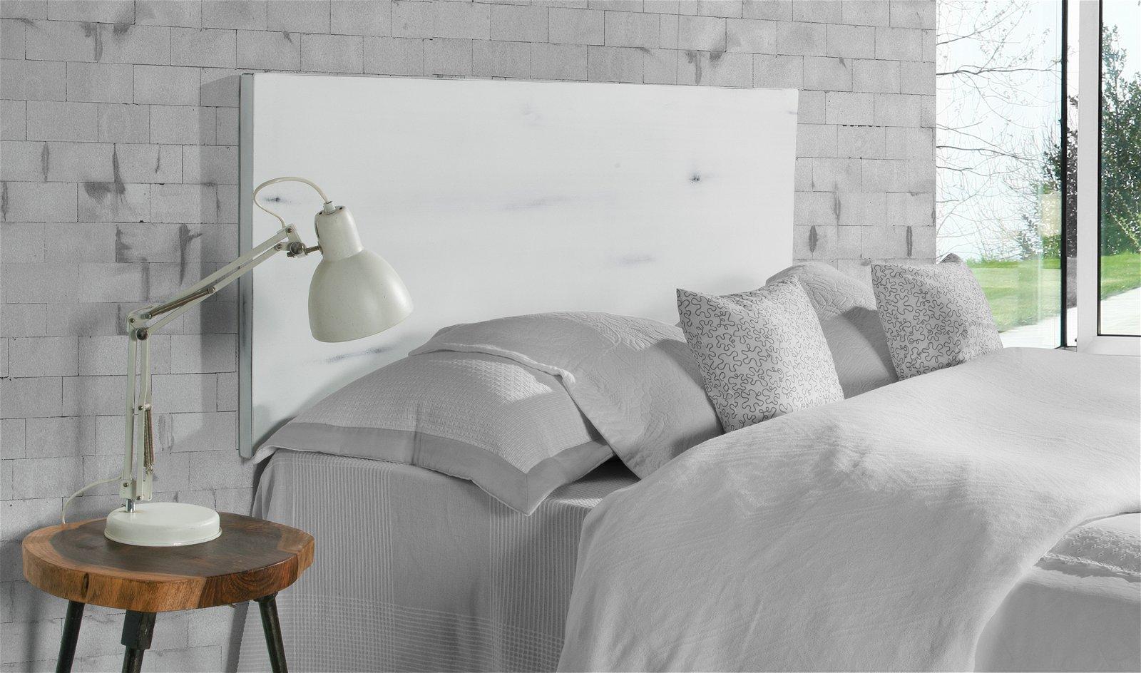 Dormitorio blanco vintage Craf