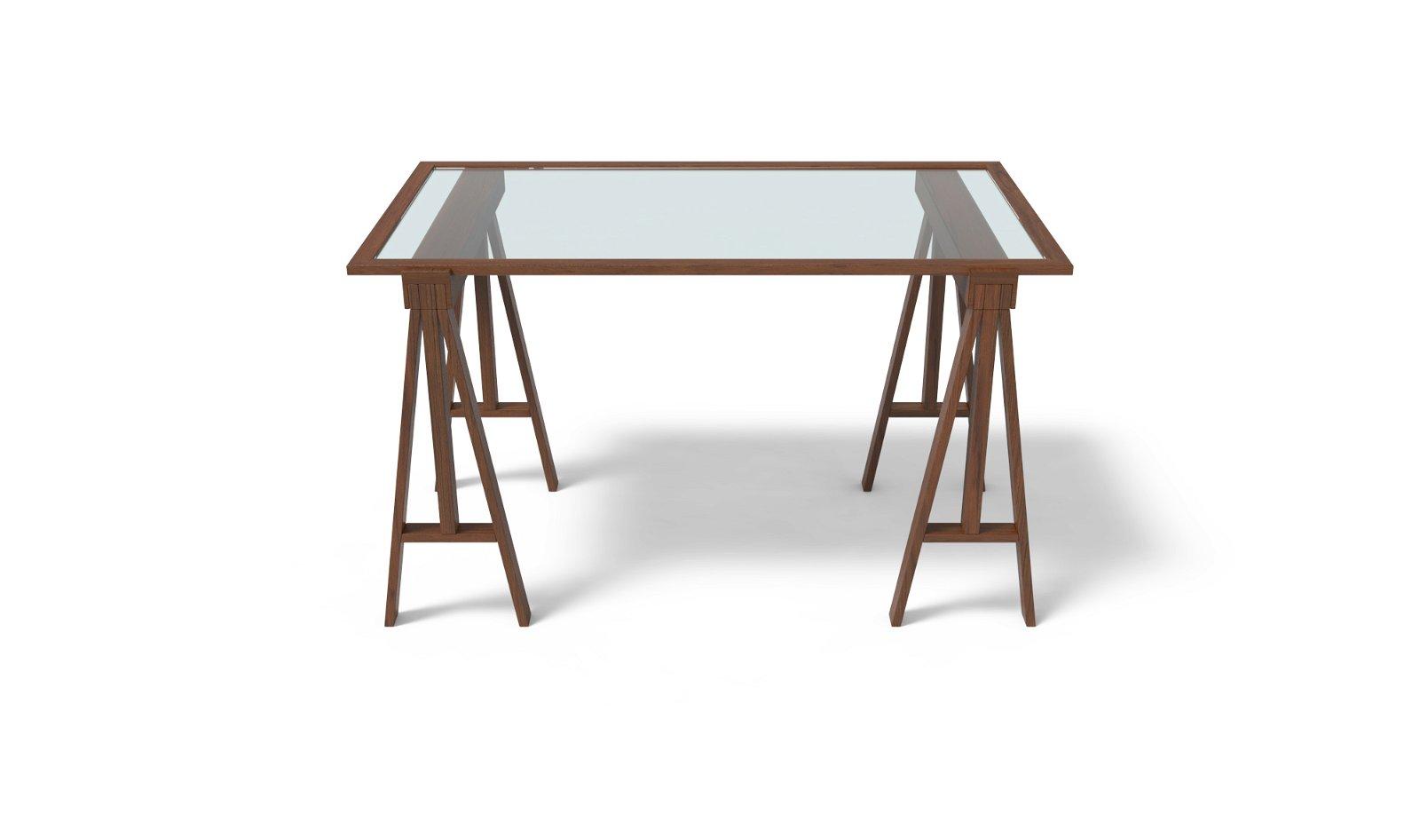 Mesa de escritorio colonial Manhattan