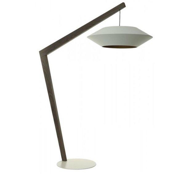 Lámpara de pie Ovni