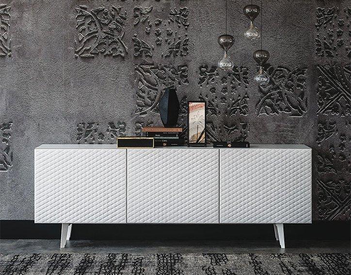 Aparador tapizado moderno Absolut