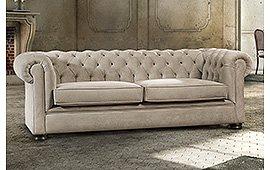 Sofá vintage chester Floyd