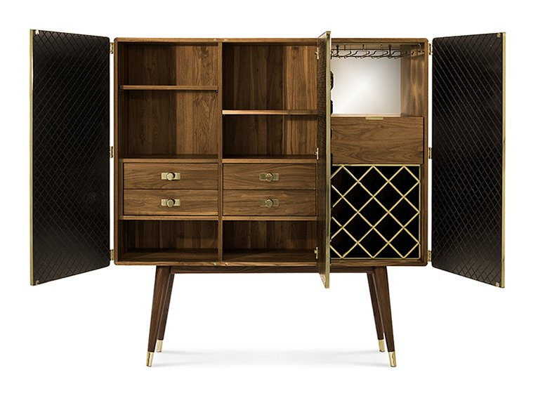 Mueble bar moderno Monocles