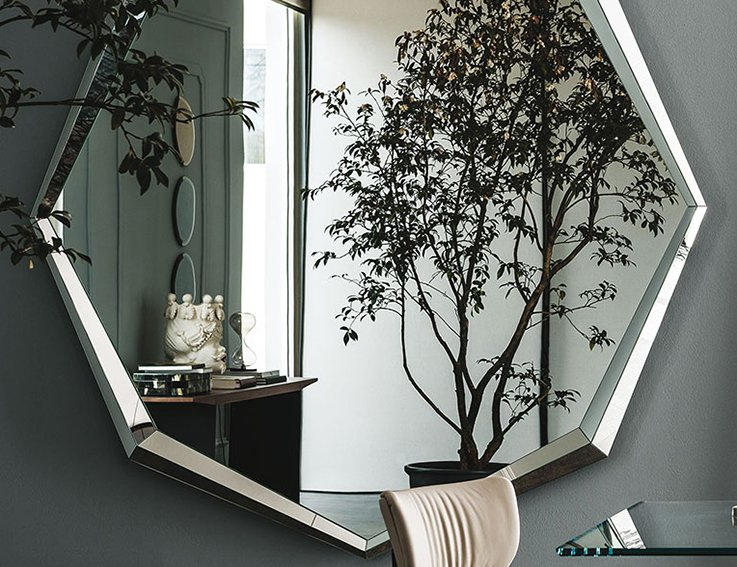 Espejo moderno Emerald