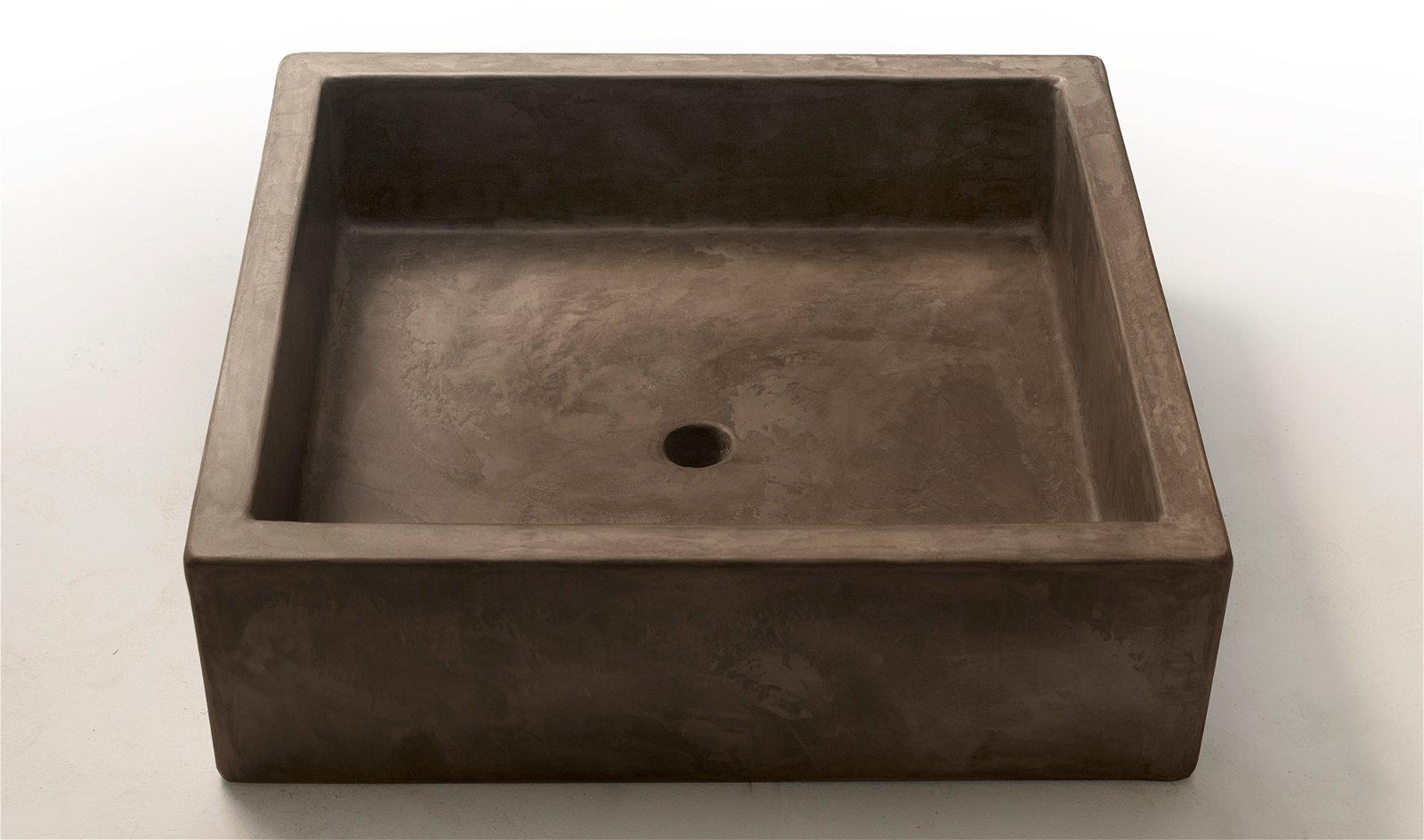 Lavabo microcemento Kubic