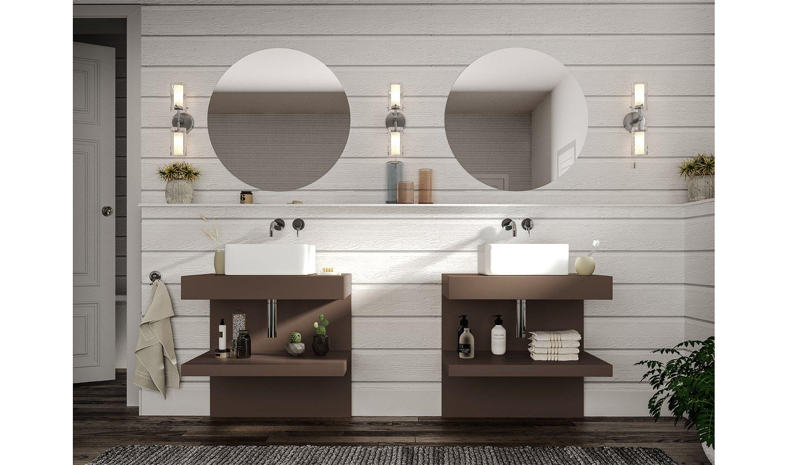 Mueble de baño moderno Kalari
