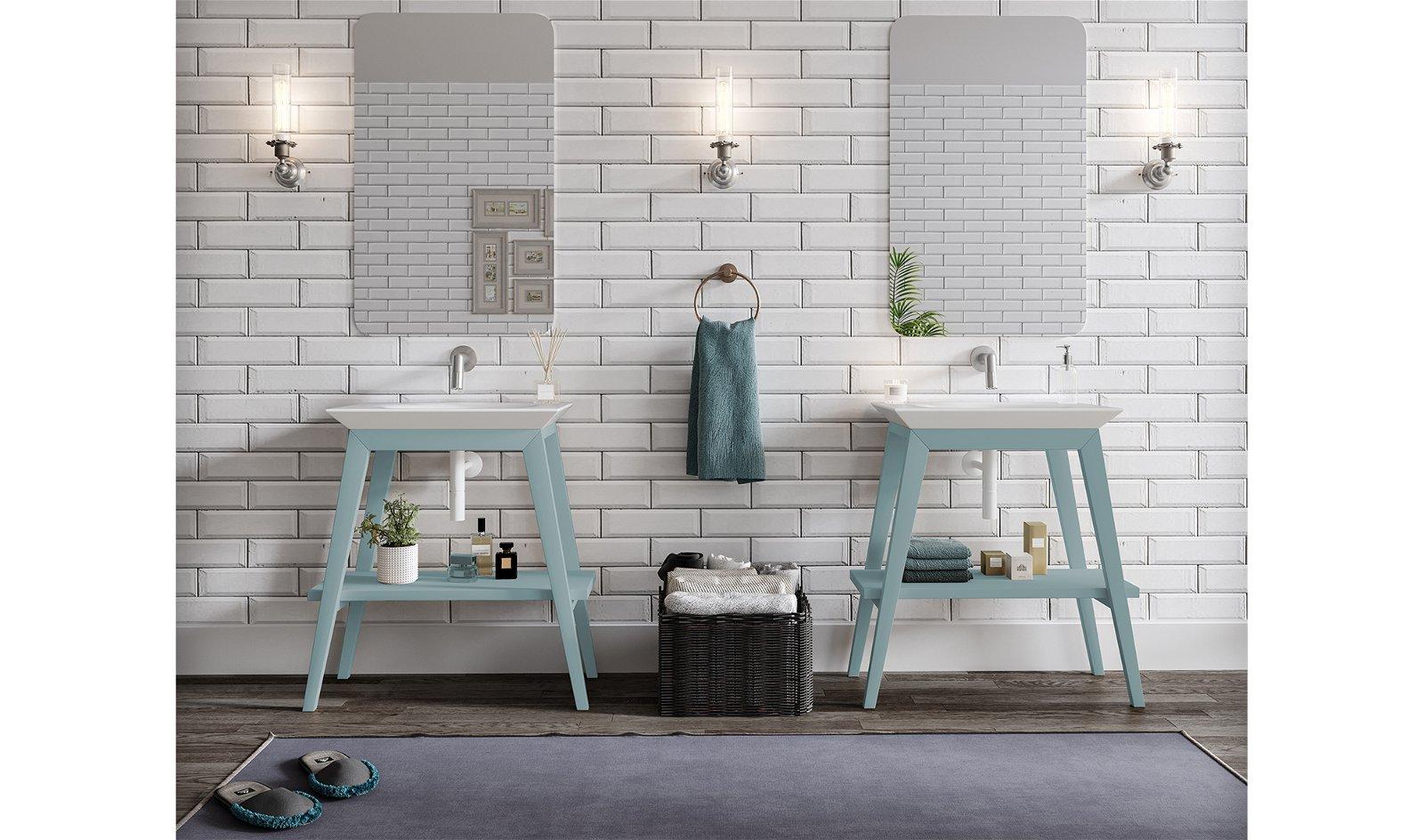 Mueble de baño moderno Elliot