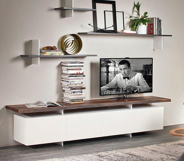 Mueble tv moderno Seneca Cattelan