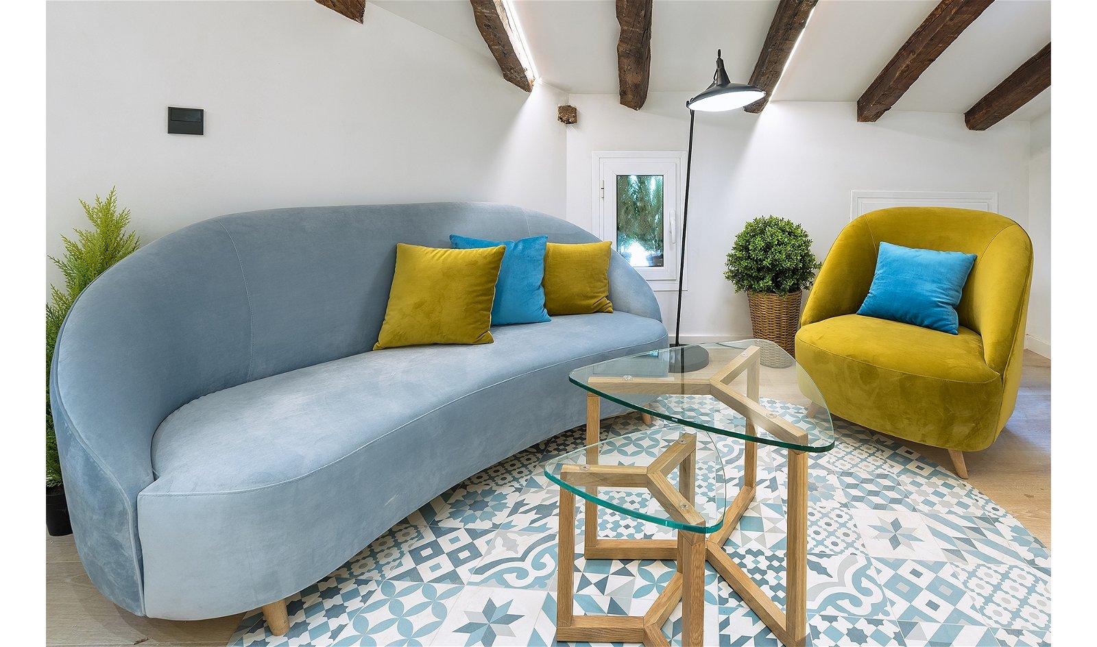 Sofá moderno Bellucci