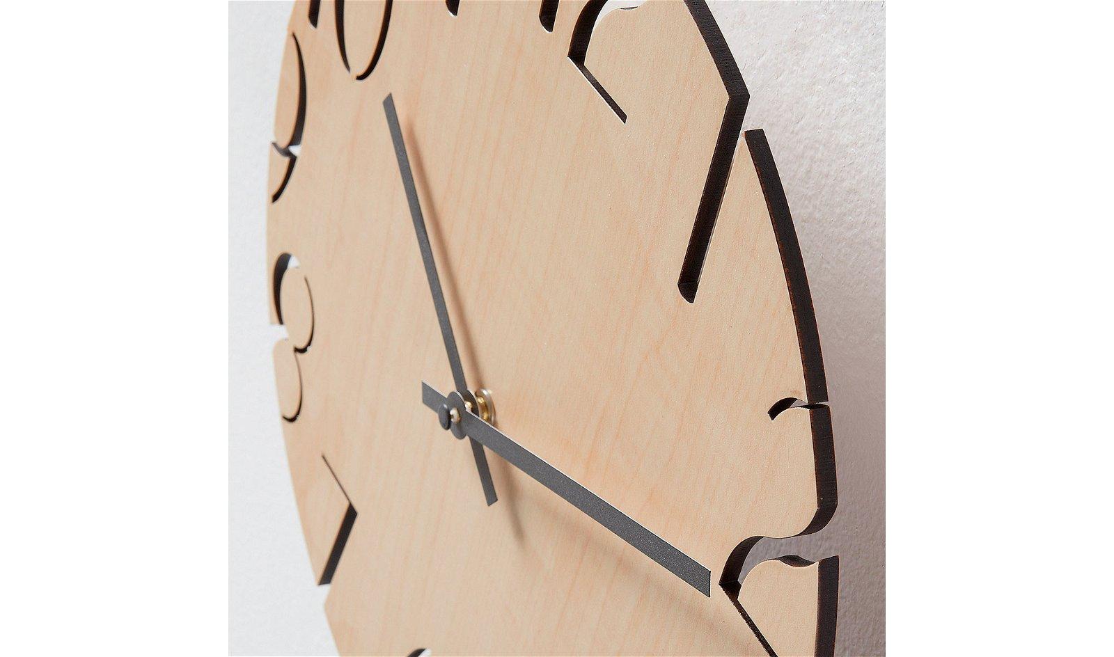 KLAUS Reloj de pared péndulo Klaus
