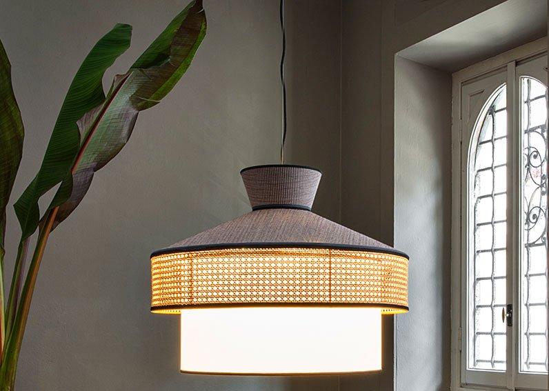 Lámpara de techo Wagasa