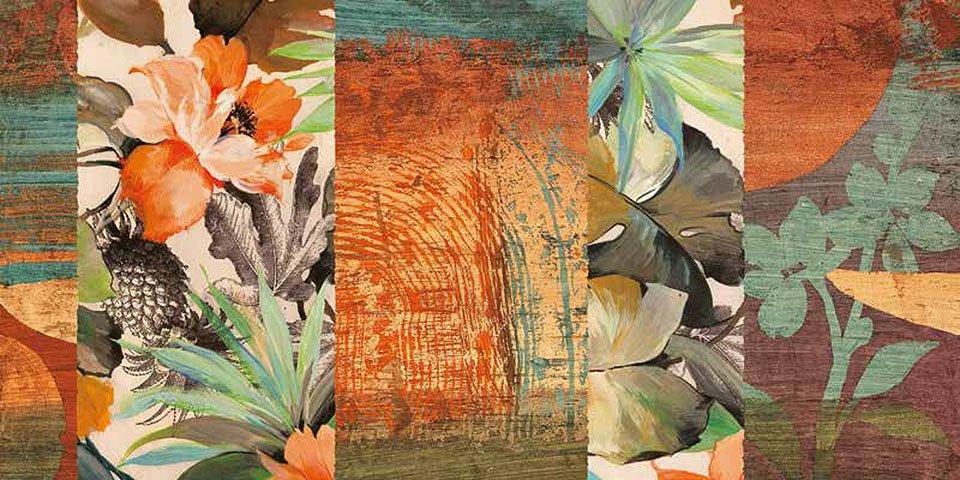 Cuadro canvas jungle I