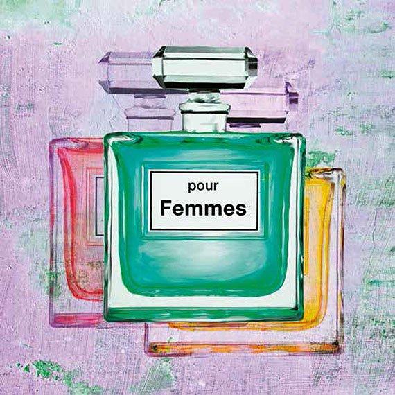 Cuadro canvas pour femmes II