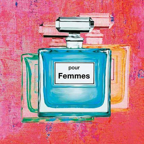 Cuadro canvas pour femmes III
