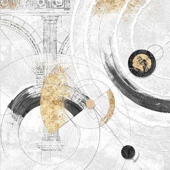 Cuadro canvas orbite stellari