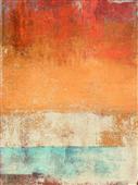 Cuadro canvas afternoon seaside