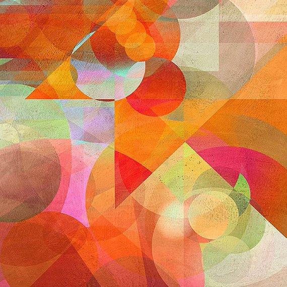 Cuadro canvas dusk