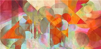 Cuadro canvas alternate movements