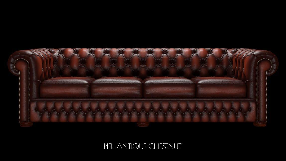 Sofá Chesterfield original