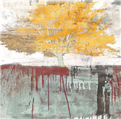 Cuadro canvas moderno sign of a tree