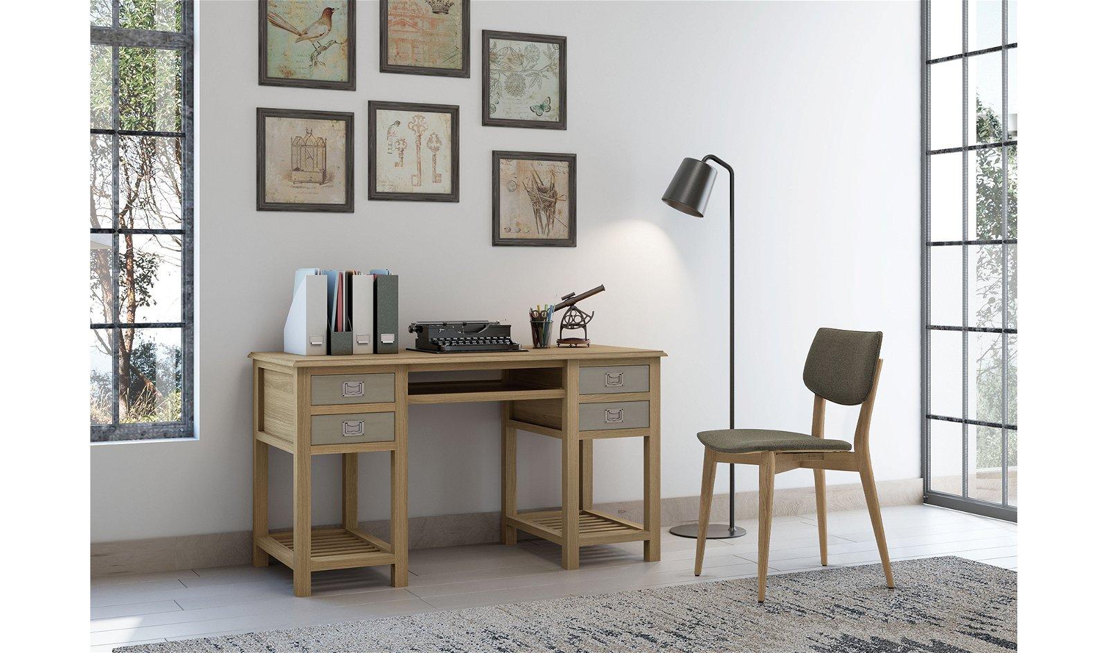 Mesa de escritorio nórdica Soweto