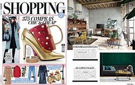 Revista Woman Shopping