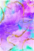 Cuadro canvas gold hightlights I