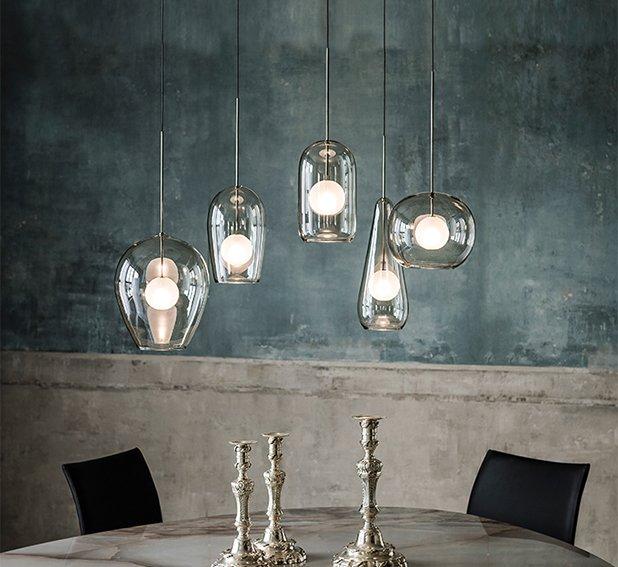 Lámpara de techo Melody Cattelan