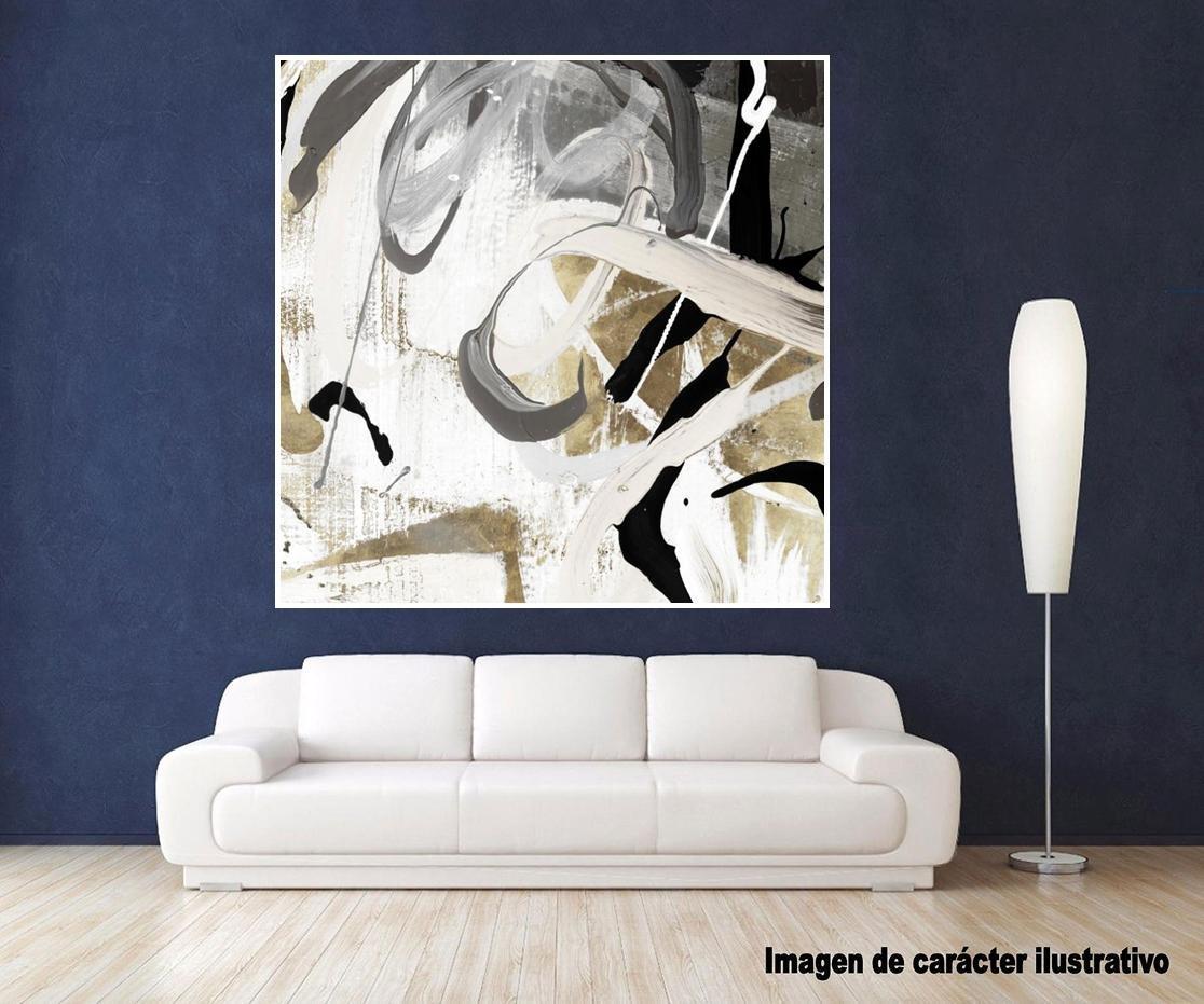 Cuadro canvas tangled I