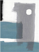 Cuadro canvas silence II