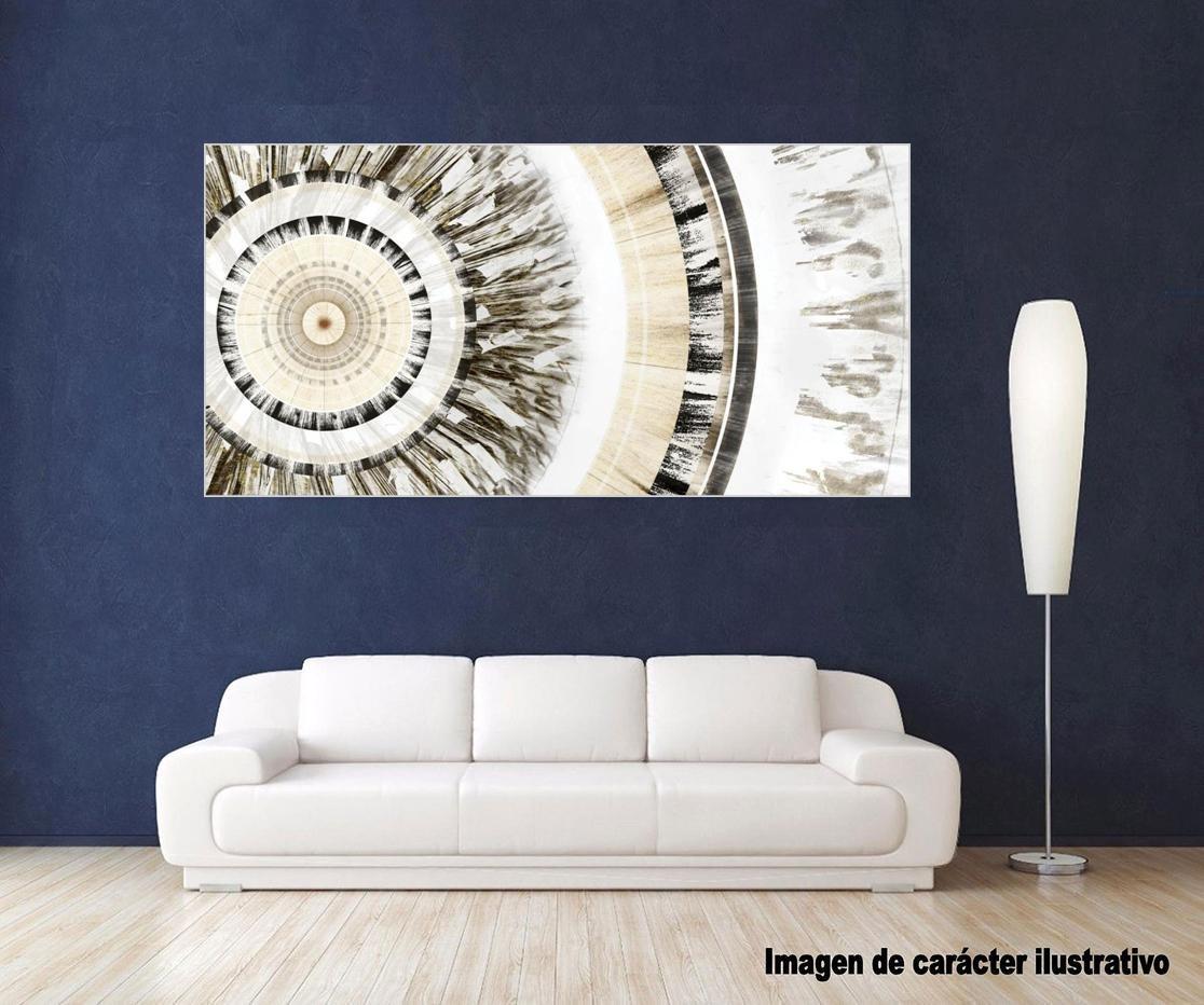 Cuadro canvas neutral motif II