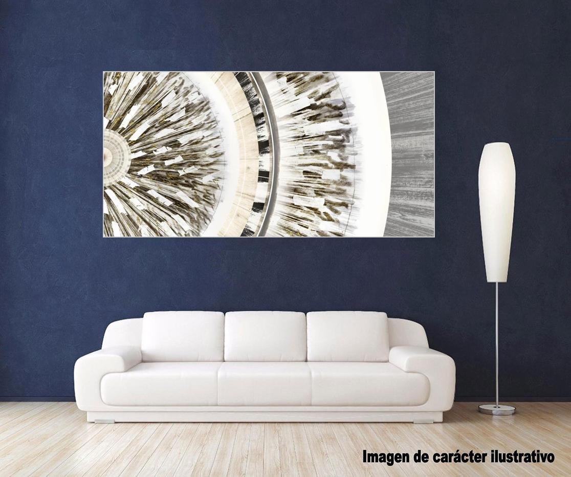 Cuadro canvas neutral motif III