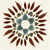 Cuadro canvas wreath III