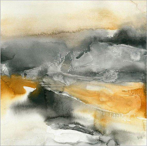 Cuadro canvas minerals II