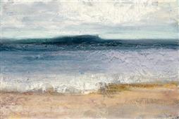 Cuadro canvas indigo isle