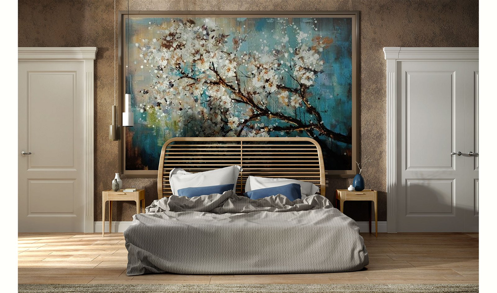 Dormitorio moderno Arquitect