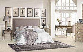 Dormitorio vintage Artisans Falaise