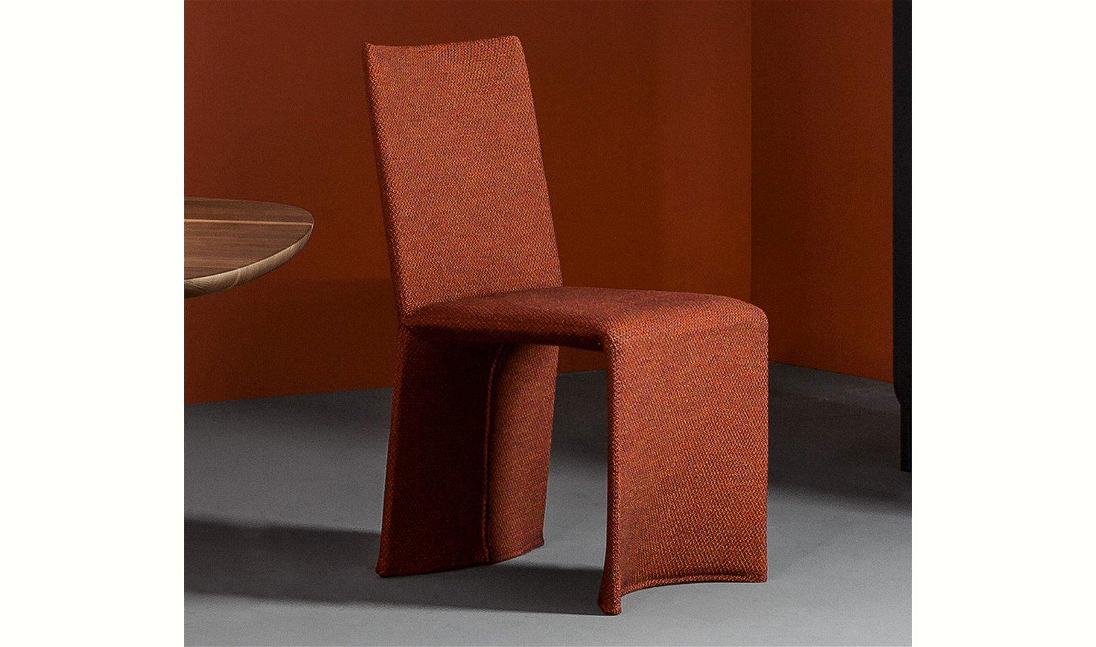 Silla tapizada moderna Ketch Bonaldo
