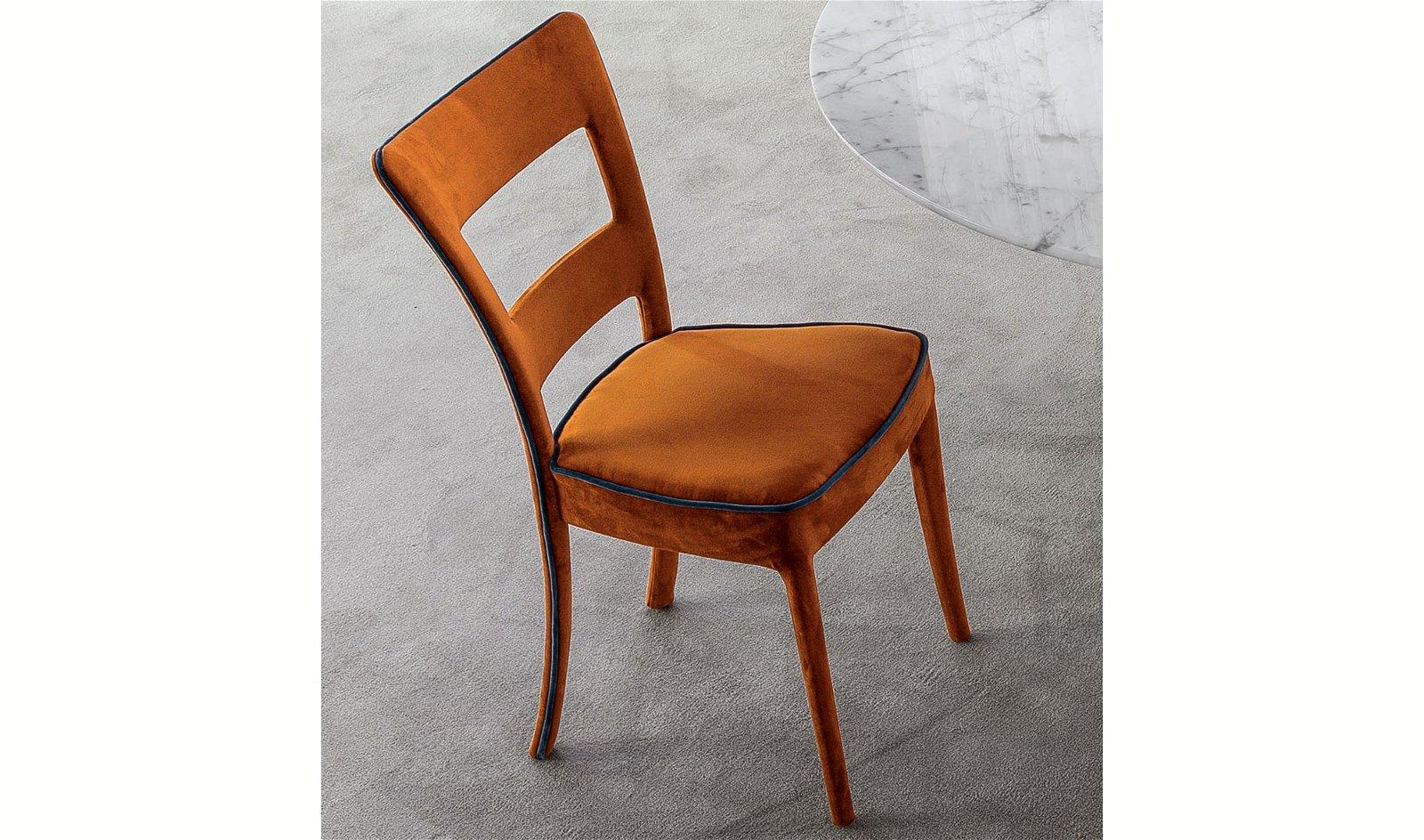 Silla tapizada moderna Sheryl Bonaldo